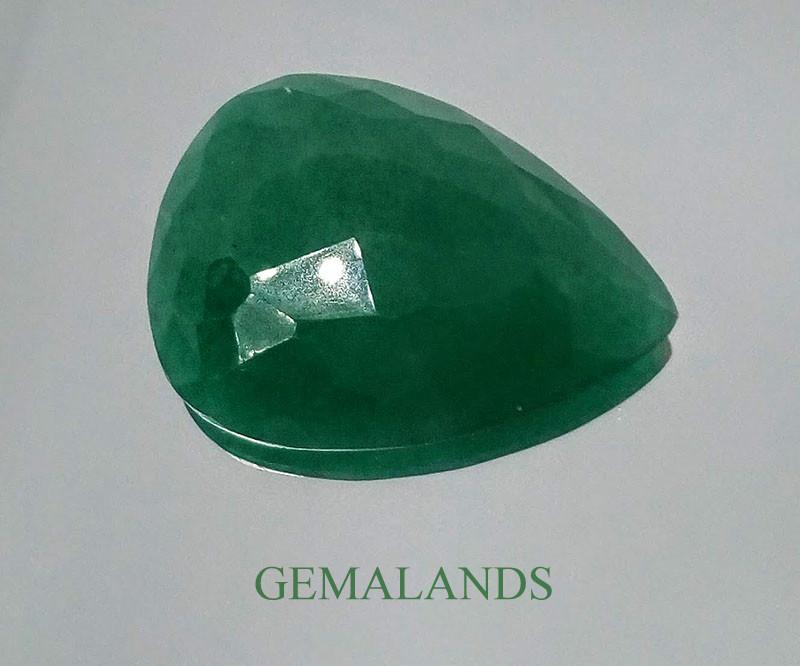 esmeralda para colgante